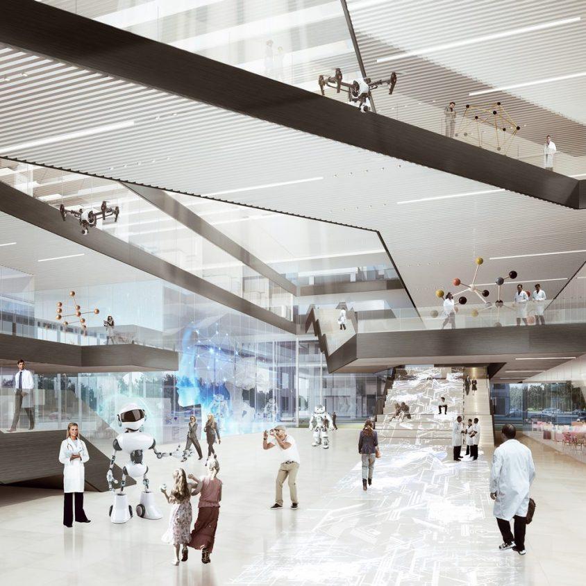 El proyecto Shenfang Park promete desarrollo y ciencia en Hong Kong 4
