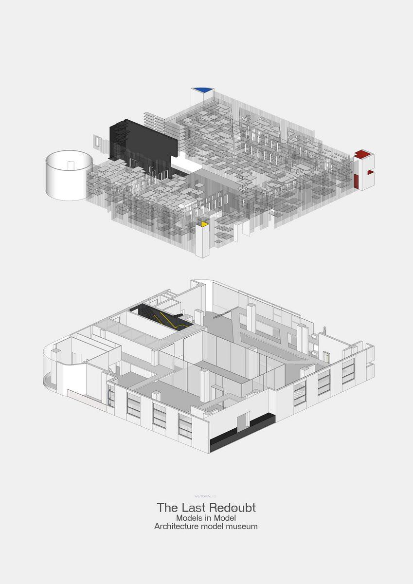 Modelos de una ciudad futurista 4