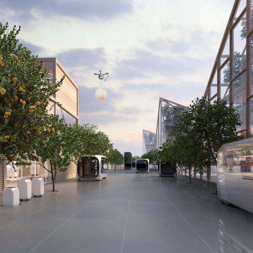 El tejido de una ciudad para mejorar la calidad de vida 4