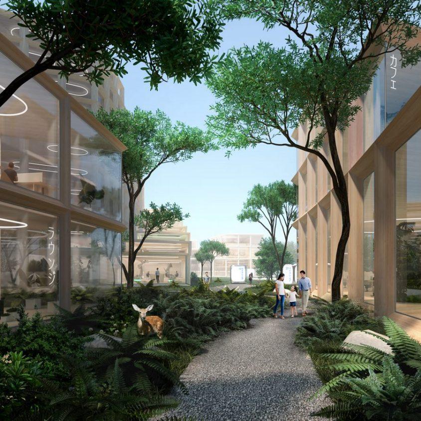 El tejido de una ciudad para mejorar la calidad de vida 6