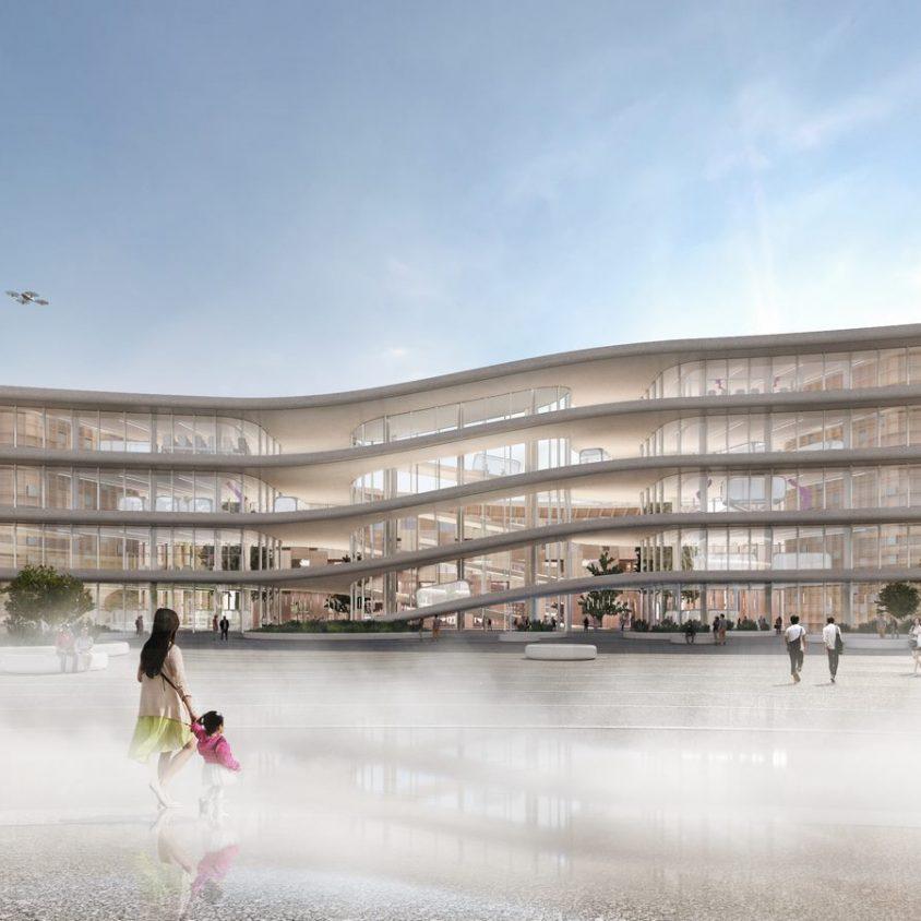 El tejido de una ciudad para mejorar la calidad de vida 10