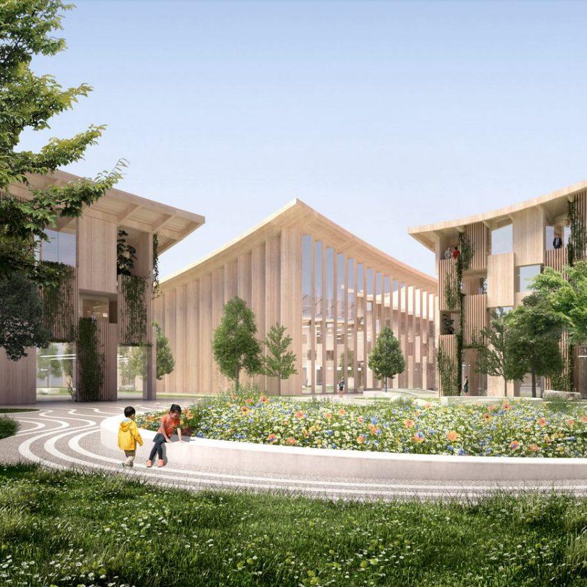El tejido de una ciudad para mejorar la calidad de vida 7