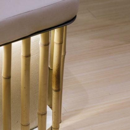 Una piel de bambú para un spa con hammam 10