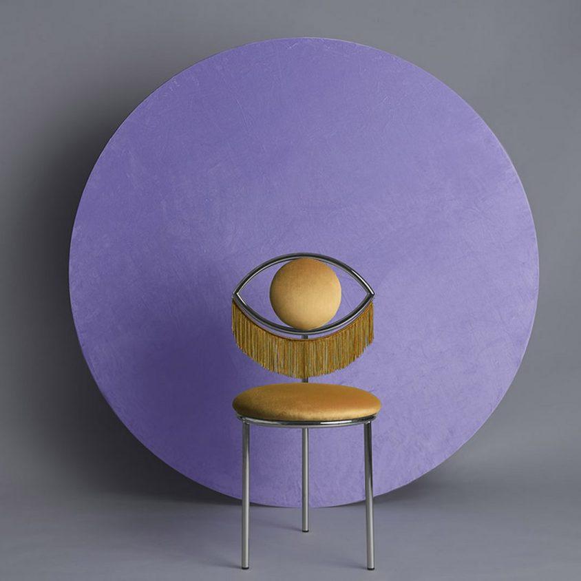 La silla Wink observa y baila al ritmo del charleston 7