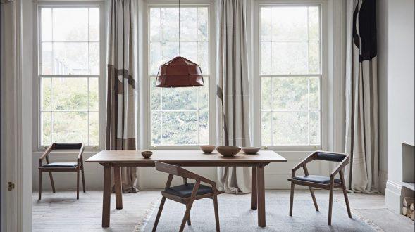 Muebles clásicos y duraderos para el festejo de Dare Studio 34