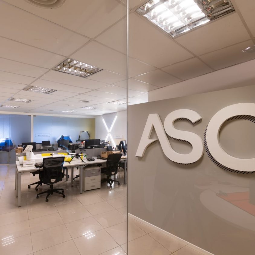Oficina Ascentio Technologies 1