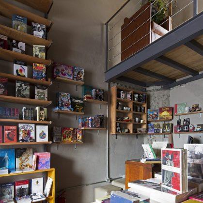 Música, comidas y lectura en Cauz Foro Librería 5