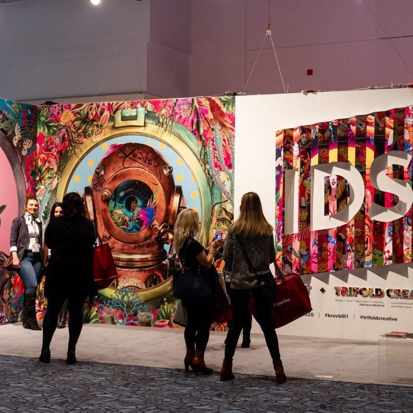 El hogar, el trabajo y la tecnología convergen en Interior Design Show 2020 1