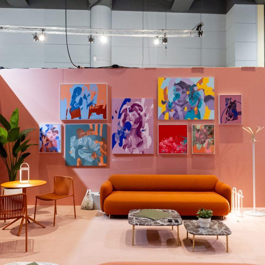 El hogar, el trabajo y la tecnología convergen en Interior Design Show 2020 2