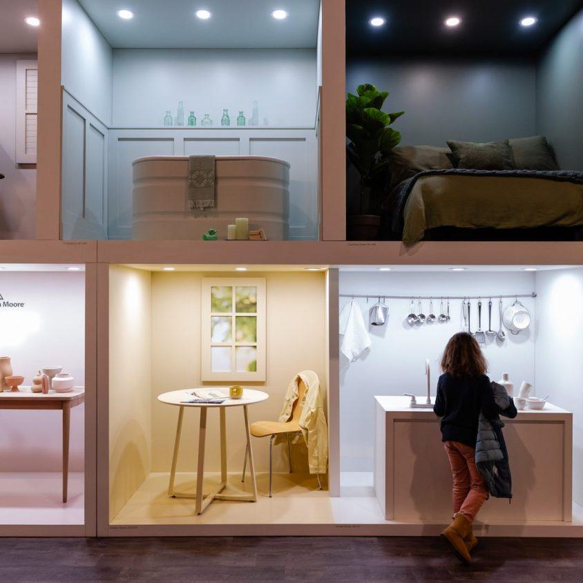El hogar, el trabajo y la tecnología convergen en Interior Design Show 2020 22