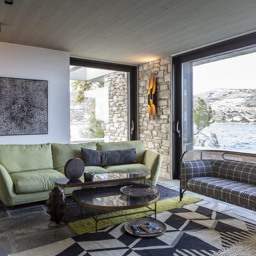 La casa en la bahía con diseño propio 9