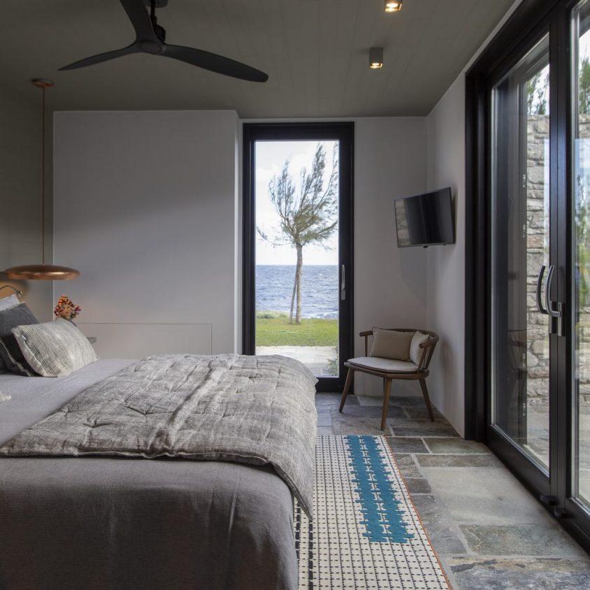 La casa en la bahía con diseño propio 12