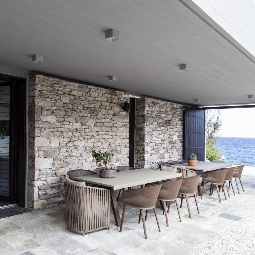 La casa en la bahía con diseño propio 2