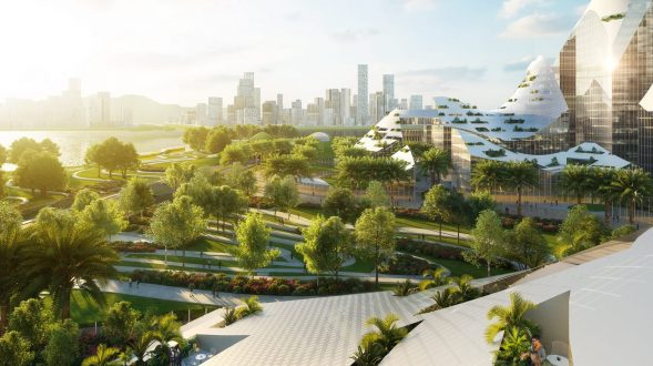 La tecnología y la vegetación al servicio de una ciudad inteligente 4