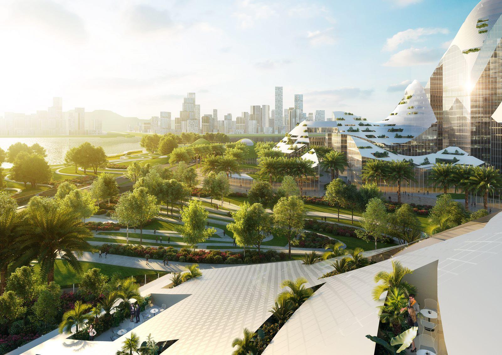 La tecnología y la vegetación al servicio de una ciudad inteligente 8