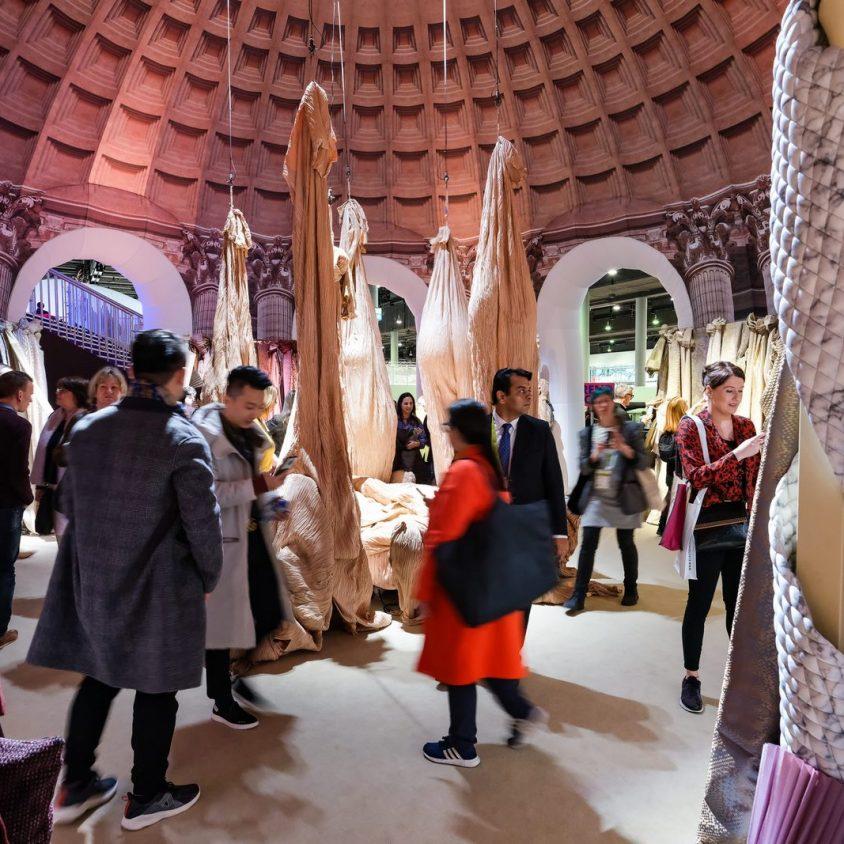 Heimtextil 2020 festeja sus 50 años enfocándose en el diseño sostenible 10