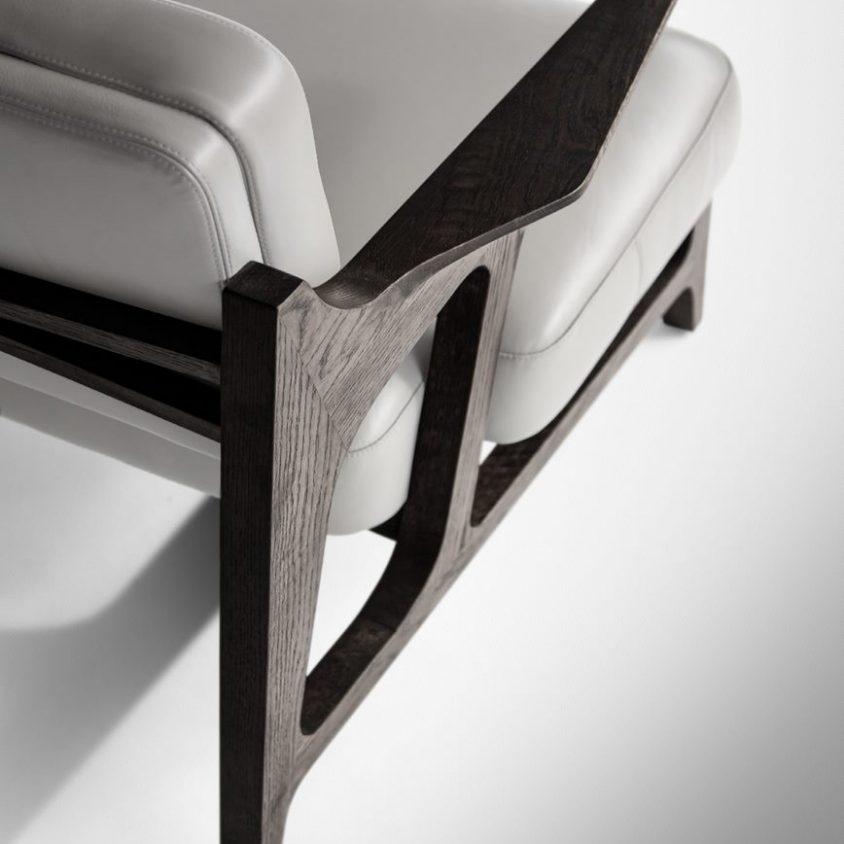 Diseños con valor agregado gracias a la madera y el cuero 9
