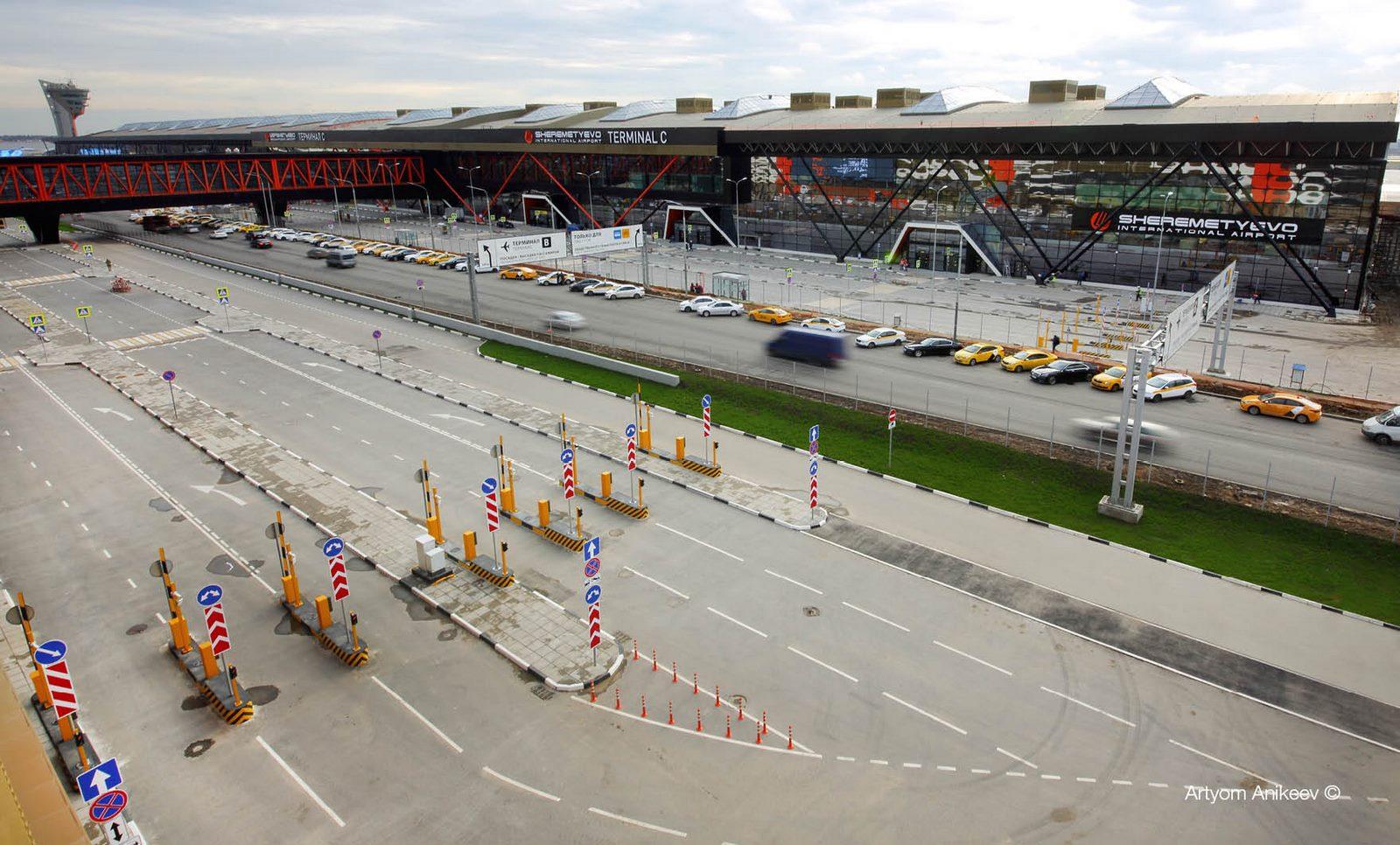 La historia y cultura rusa reflejada en el Aeropuerto de Moscú 3