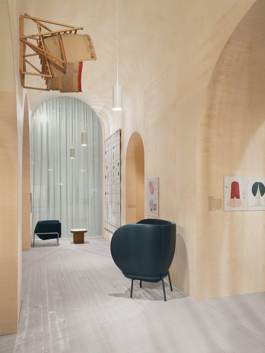 El diseño escandinavo de festejo en Stockholm Furniture & Light Fair 12
