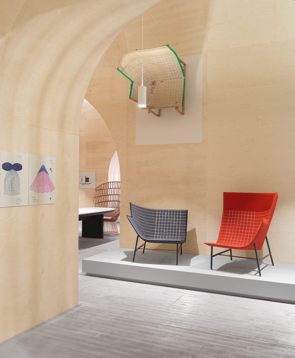 El diseño escandinavo de festejo en Stockholm Furniture & Light Fair 11