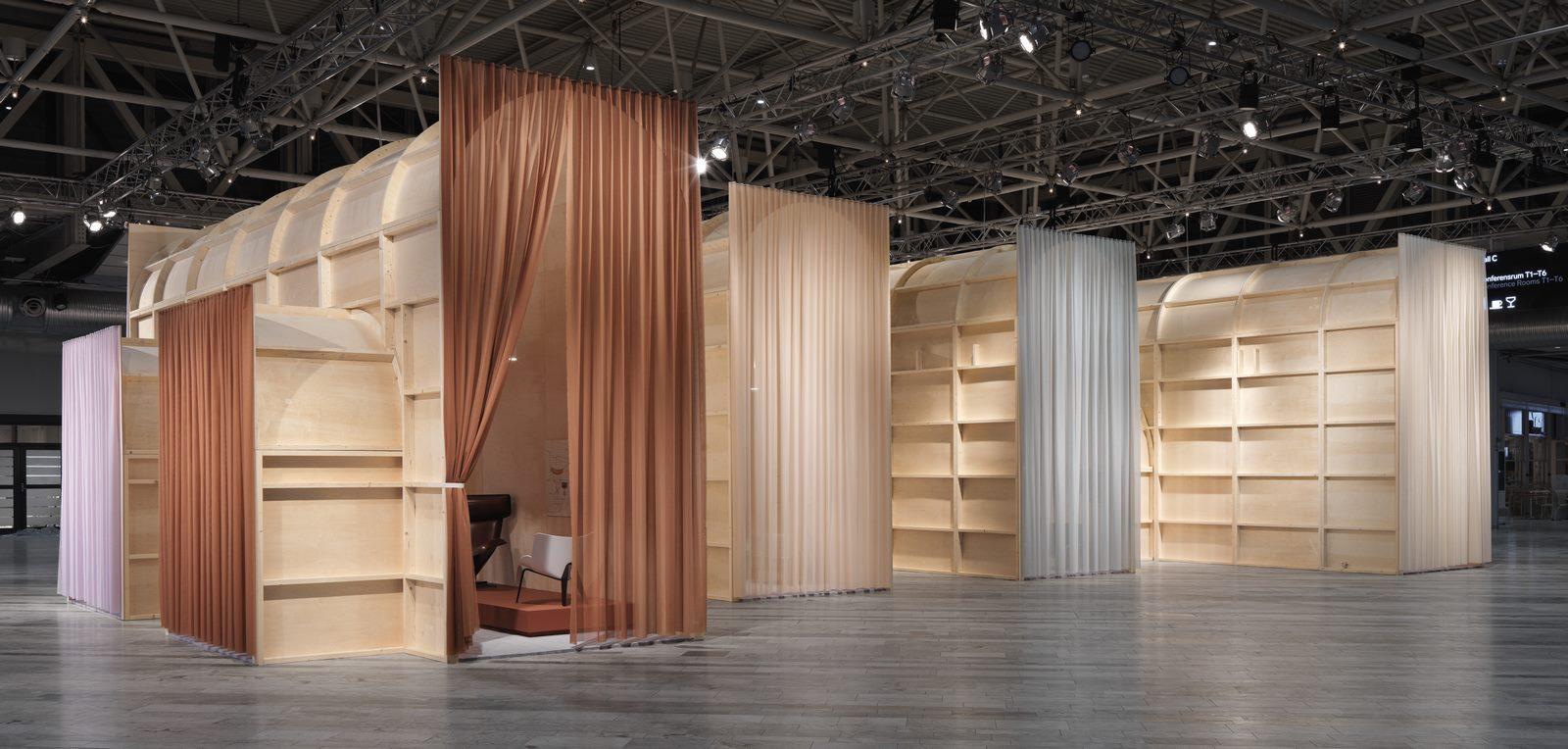 El diseño escandinavo de festejo en Stockholm Furniture & Light Fair 9