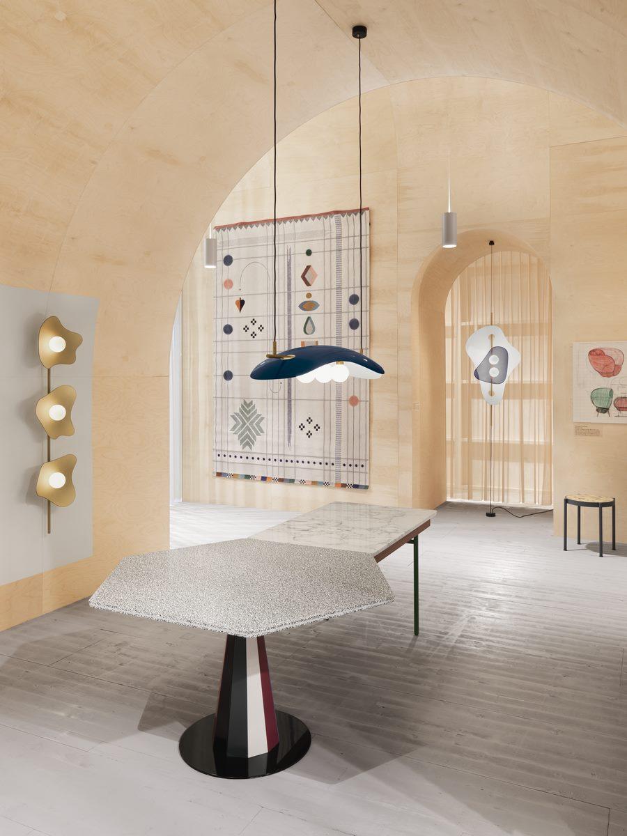 El diseño escandinavo de festejo en Stockholm Furniture & Light Fair 10