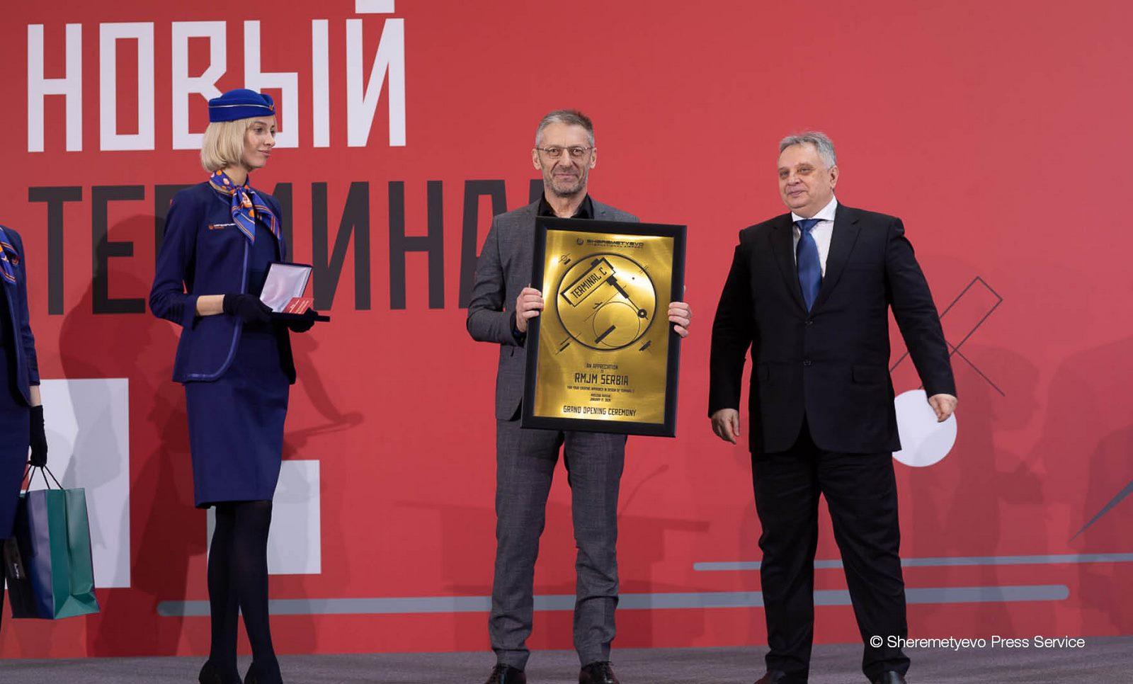 La historia y cultura rusa reflejada en el Aeropuerto de Moscú 2