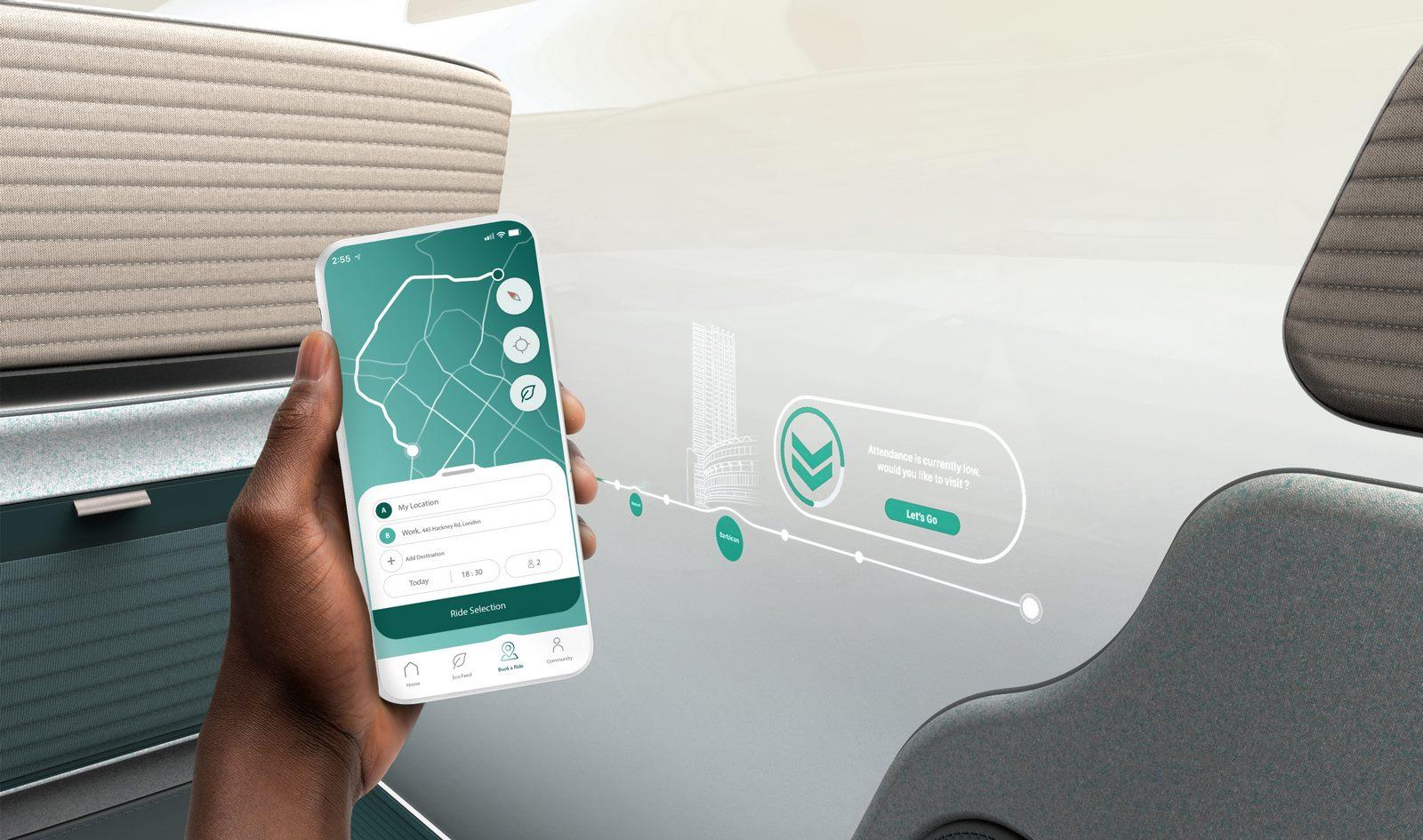 Joyn, el transporte del futuro diseñado por Layer 8