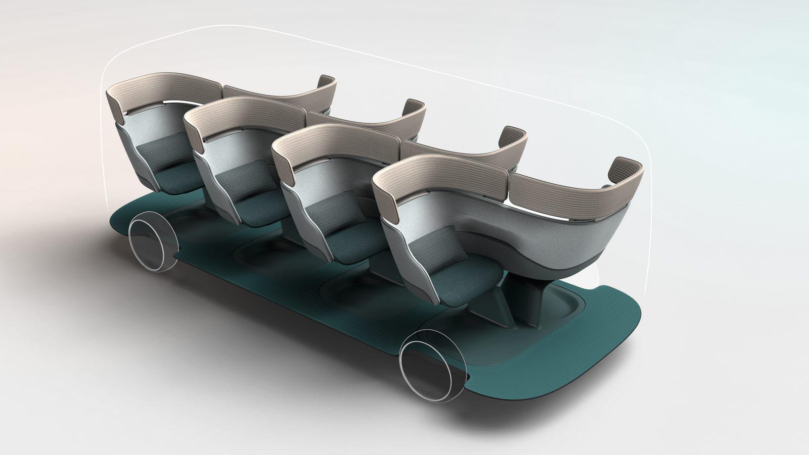 Joyn, el transporte del futuro diseñado por Layer 2