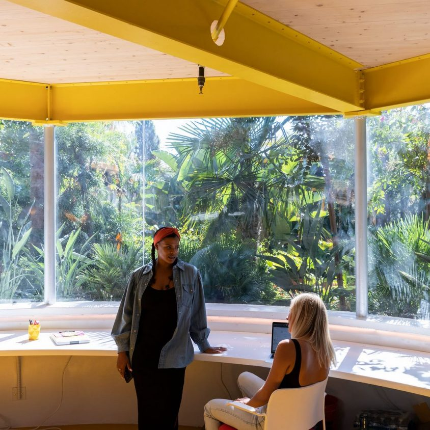 Second Home, un coworking en medio de la naturaleza 21