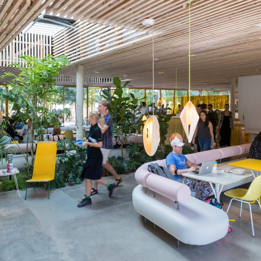 Second Home, un coworking en medio de la naturaleza 18
