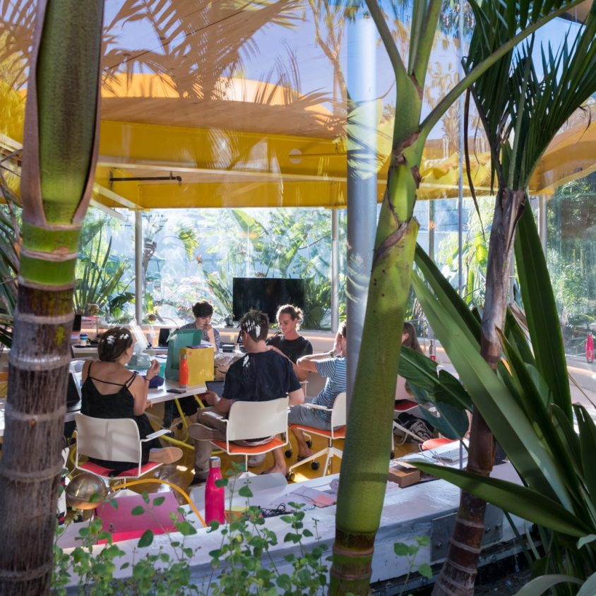 Second Home, un coworking en medio de la naturaleza 16