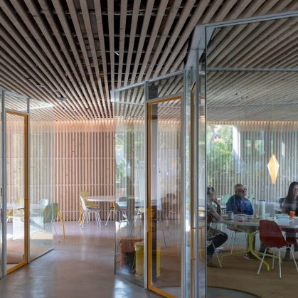 Second Home, un coworking en medio de la naturaleza 9