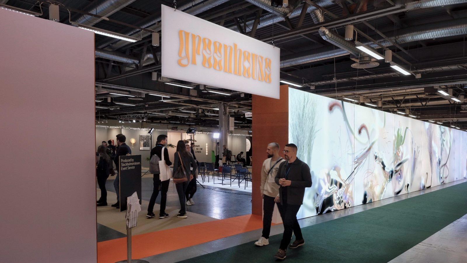 El diseño escandinavo de festejo en Stockholm Furniture & Light Fair 21