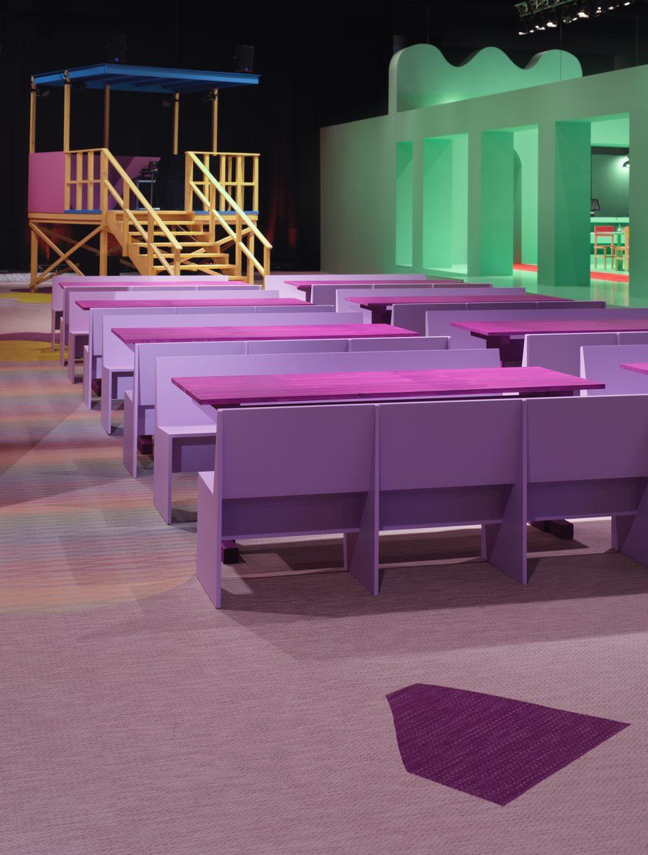 El diseño escandinavo de festejo en Stockholm Furniture & Light Fair 20