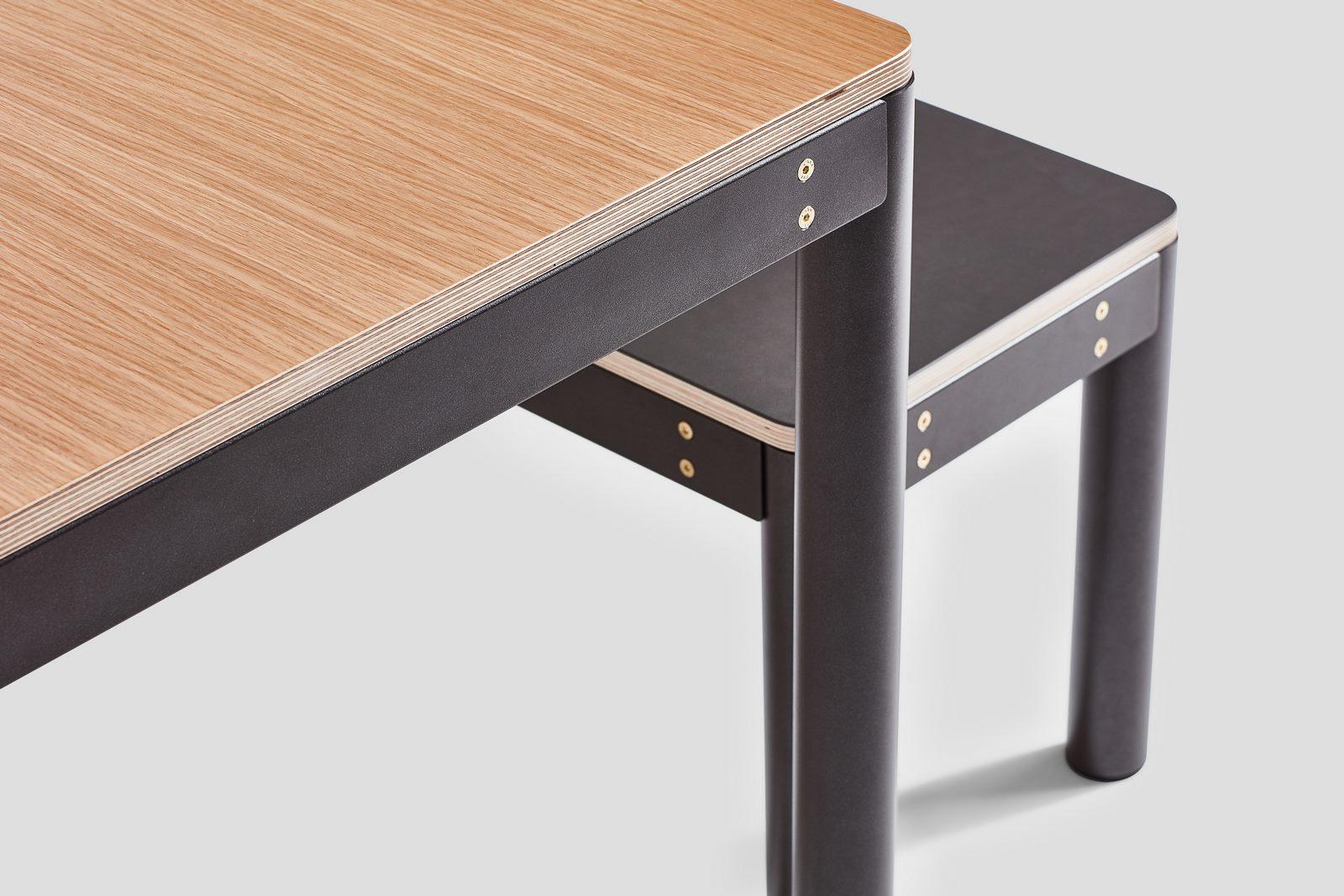 Opciones de Mesas y sillas para comedor 13