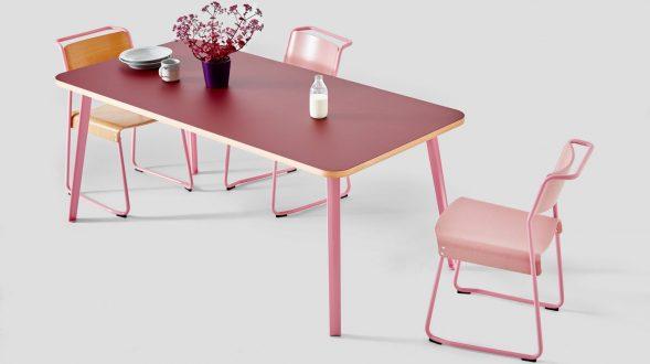 Opciones de Mesas y sillas para comedor 33