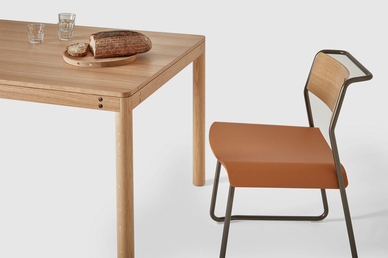 Opciones de Mesas y sillas para comedor 11