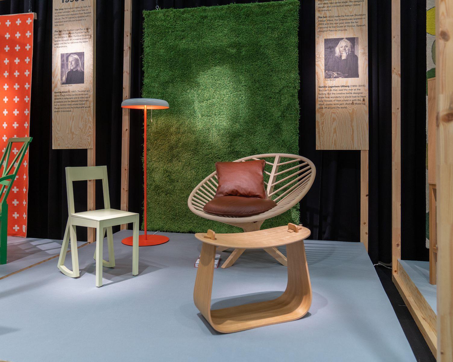 El diseño escandinavo de festejo en Stockholm Furniture & Light Fair 15