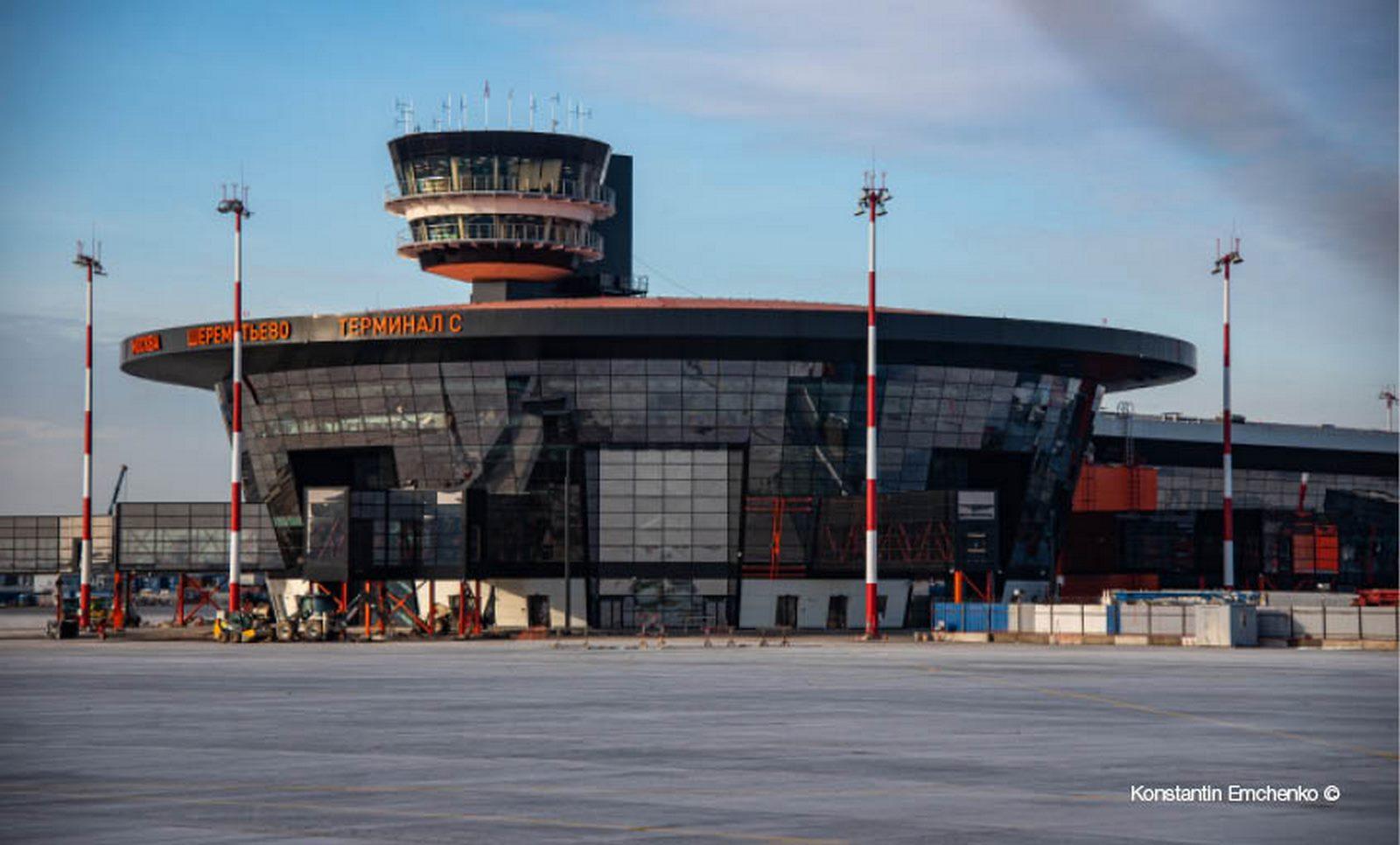 La historia y cultura rusa reflejada en el Aeropuerto de Moscú 1