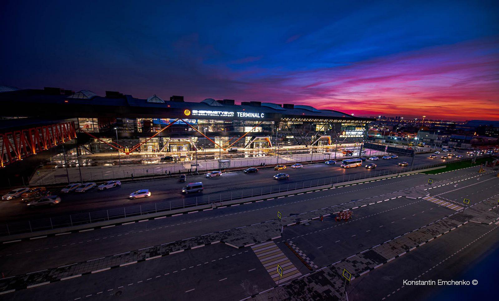 Terminal C - Sheremetyevo
