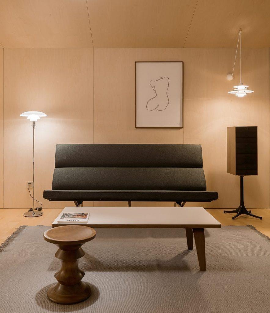 Showroom de la casa de Yi 10