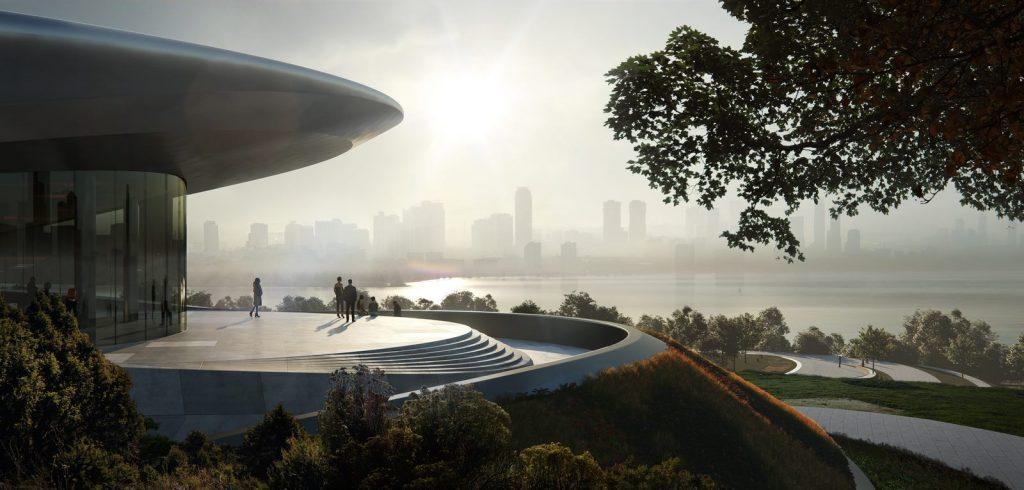 Unicorn Island Start-Up - Zaha Hadid Architects 1