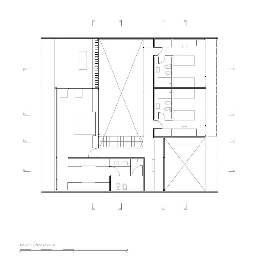 Casa 10 - Luciano Kruk Arquitectos 5