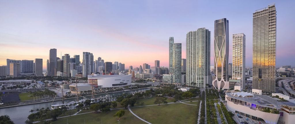 One Thousand Museum - Zaha Hadid Architects 2