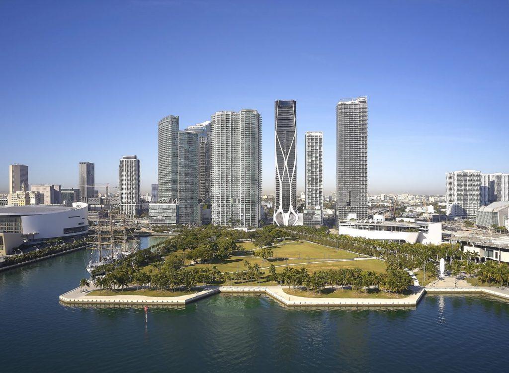 One Thousand Museum - Zaha Hadid Architects 3