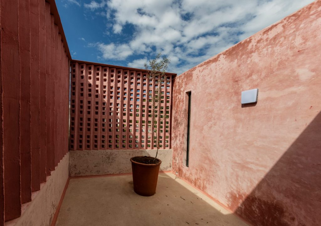 Recorrido por los espacios en Casa Kaleidos 7