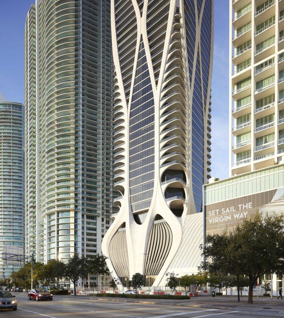 One Thousand Museum - Zaha Hadid Architects 11