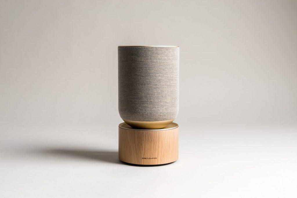 Beosound Balance, un altavoz de Bang & Olufsen por Layer 1