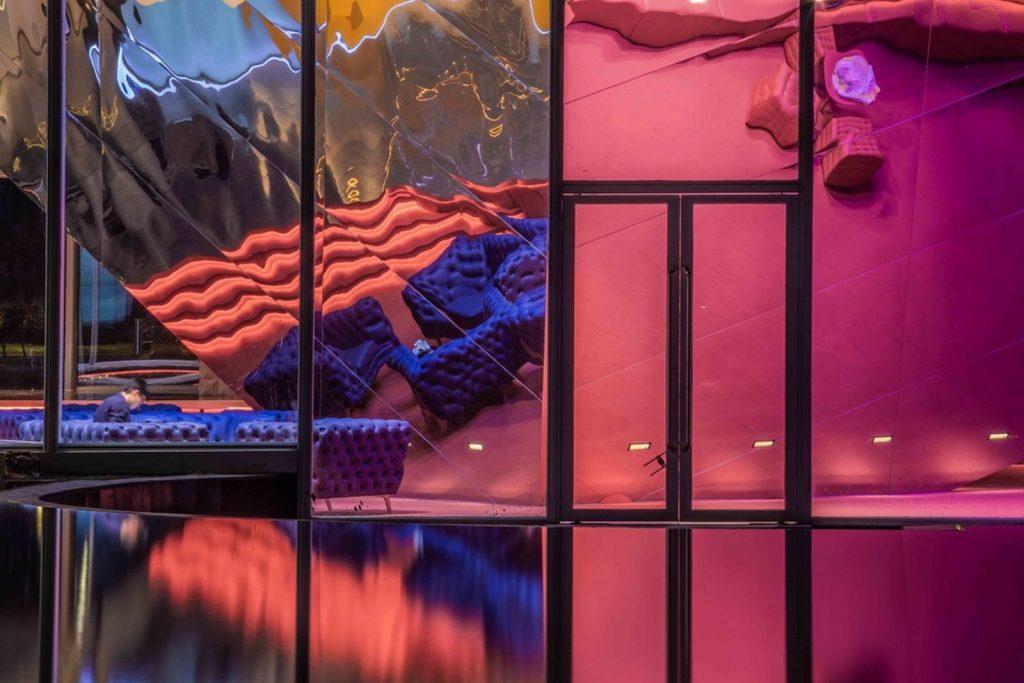 Heze Guangzhou Road No.1 Un sueño colorido. Un sueño en la realidad 2